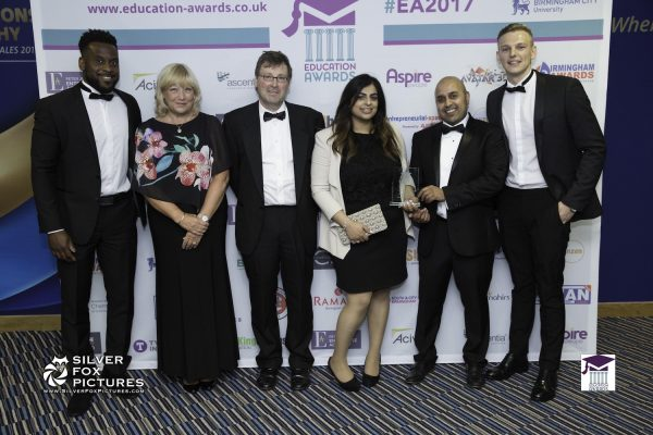 Education Awards 2017 © Silver Fox Pictures-304